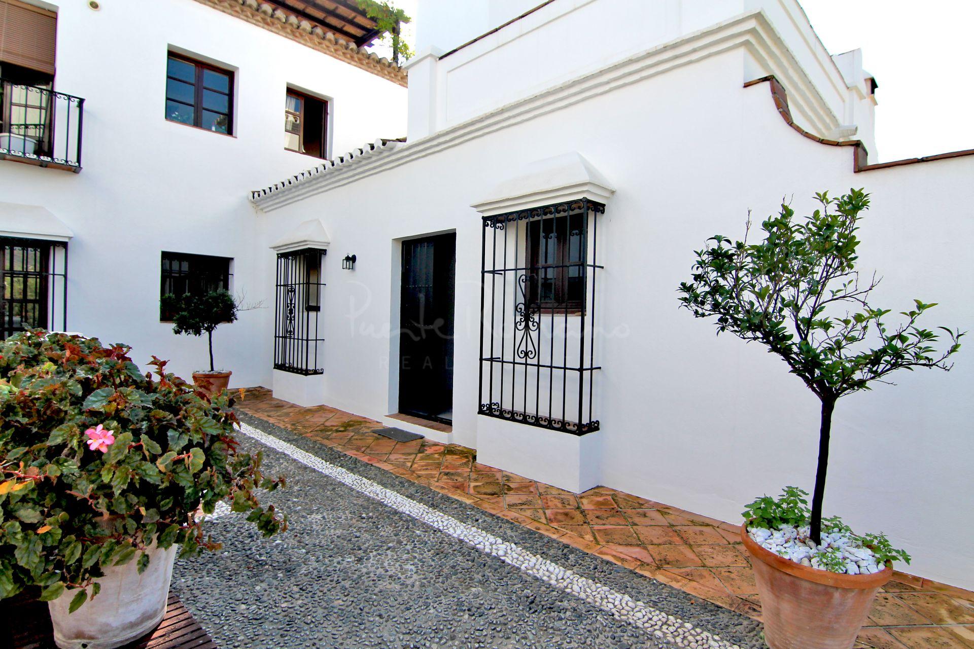 Semi Detached House in Lomas Pueblo, Marbella