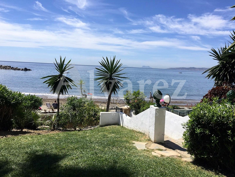 Apartamento Planta Baja en Bermeja Beach, Estepona