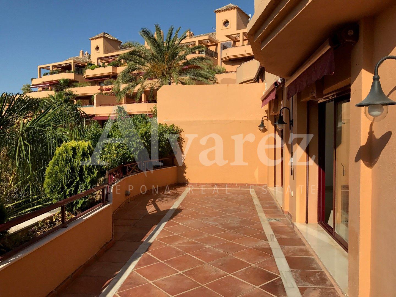 Duplex in Riviera Andaluza, Estepona