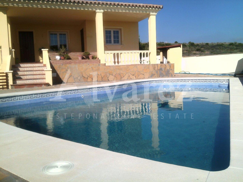 Villa en Seghers, Estepona