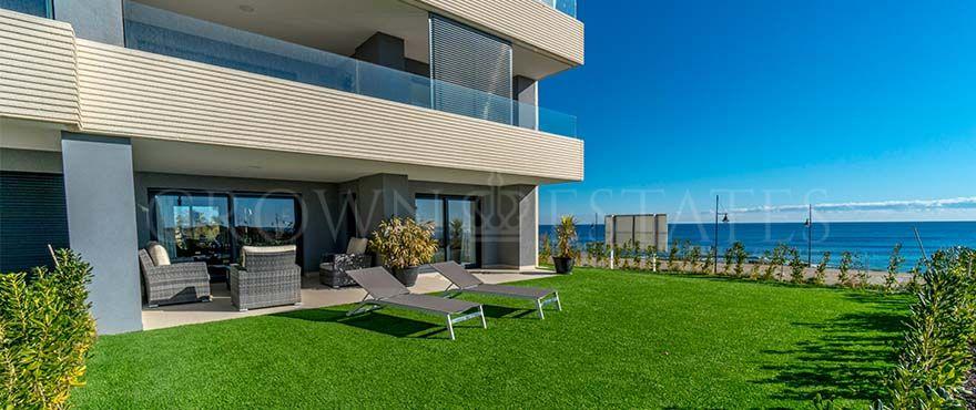 Panorama Mar, frontline beach apartments in Punta Prima, Torrevieja.