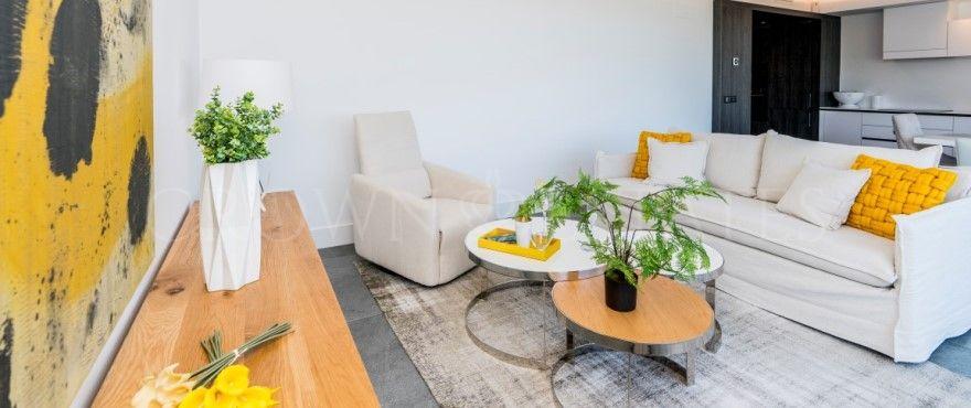 Le Caprice, exclusive ground floors and duplex penthouses in La Quinta Golf in Benahavis