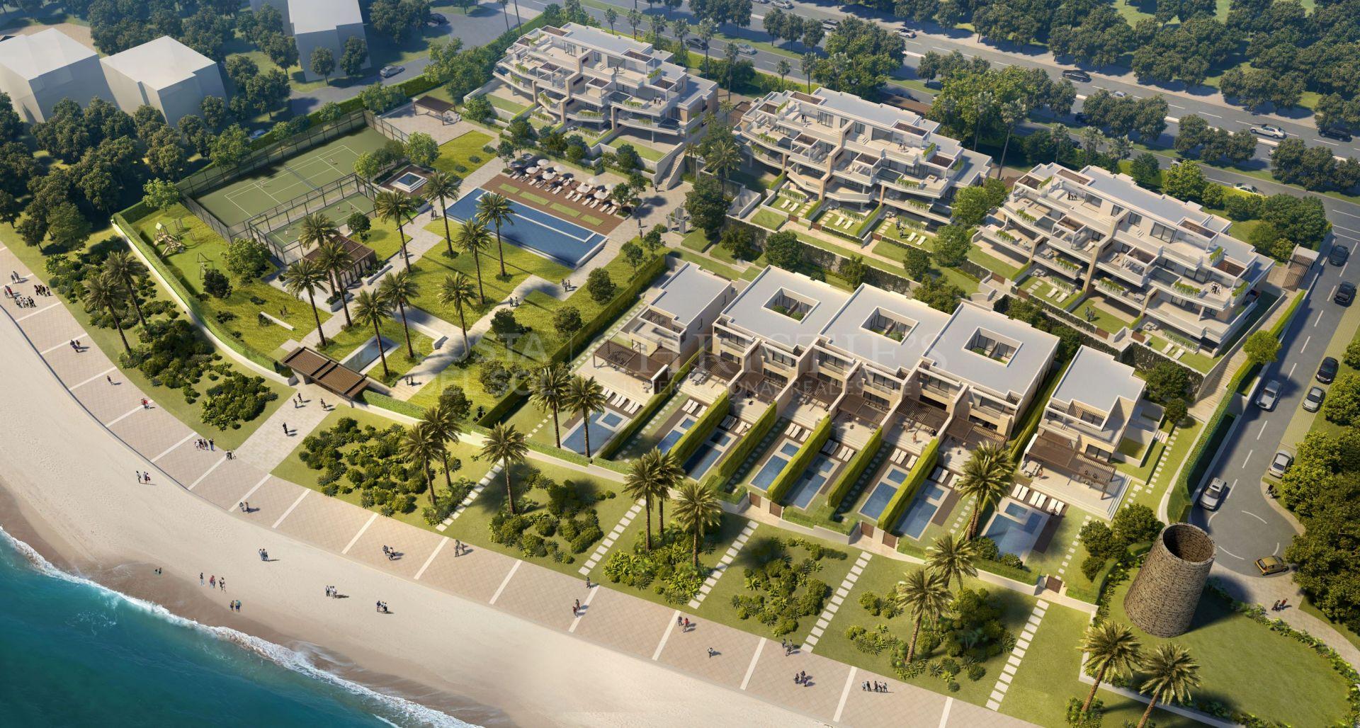 Velaya, Cancelada, Estepona - Frontline Beach Residential   Christie's International Real Estate