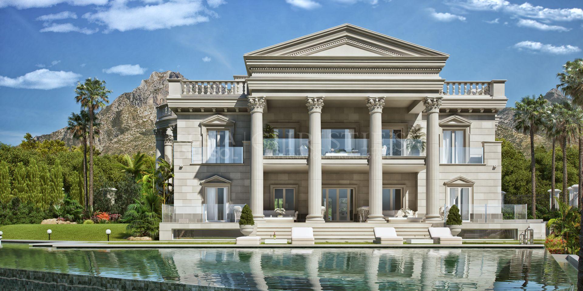 Wonderful Villa in Sierra Blanca, Marbella | Christie's International Real Estate