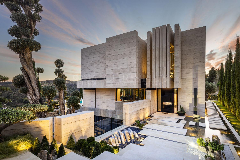 Imposing Villa Millenium, La Cala Golf Resort, Mijas Costa | Christie's International Real Estate