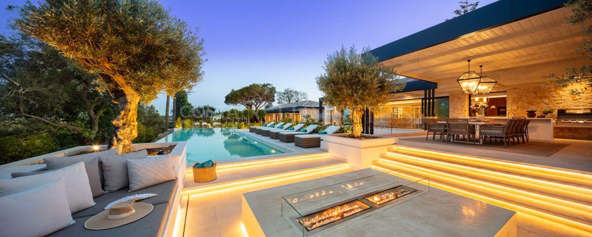 Stunning Villa Victoria, Aloha, Nueva Andalucia   Christie's International Real Estate