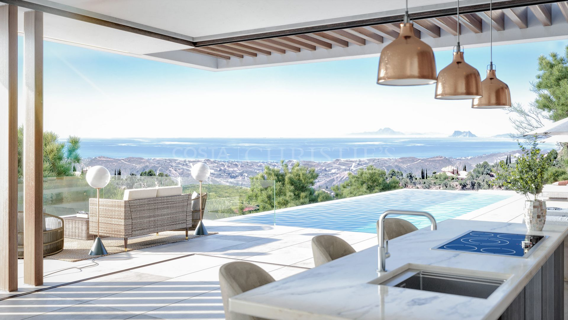 Marvelous Villa 14.4 in The Secret Marbella, Real de la Quinta | Christie's International Real Estate