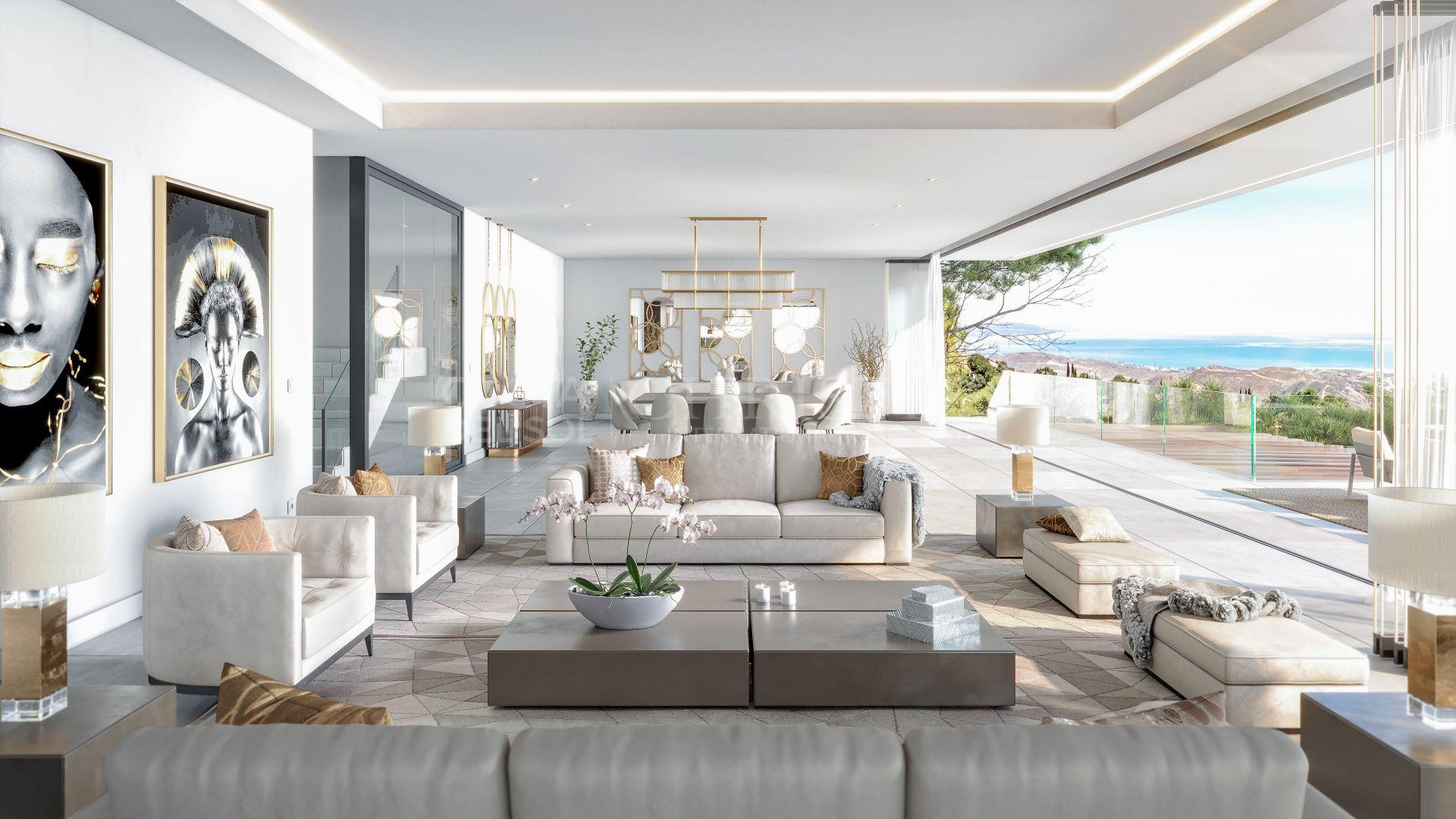 Villa 14.5 south-facing in The Secret Marbella, Real de la Quinta | Christie's International Real Estate