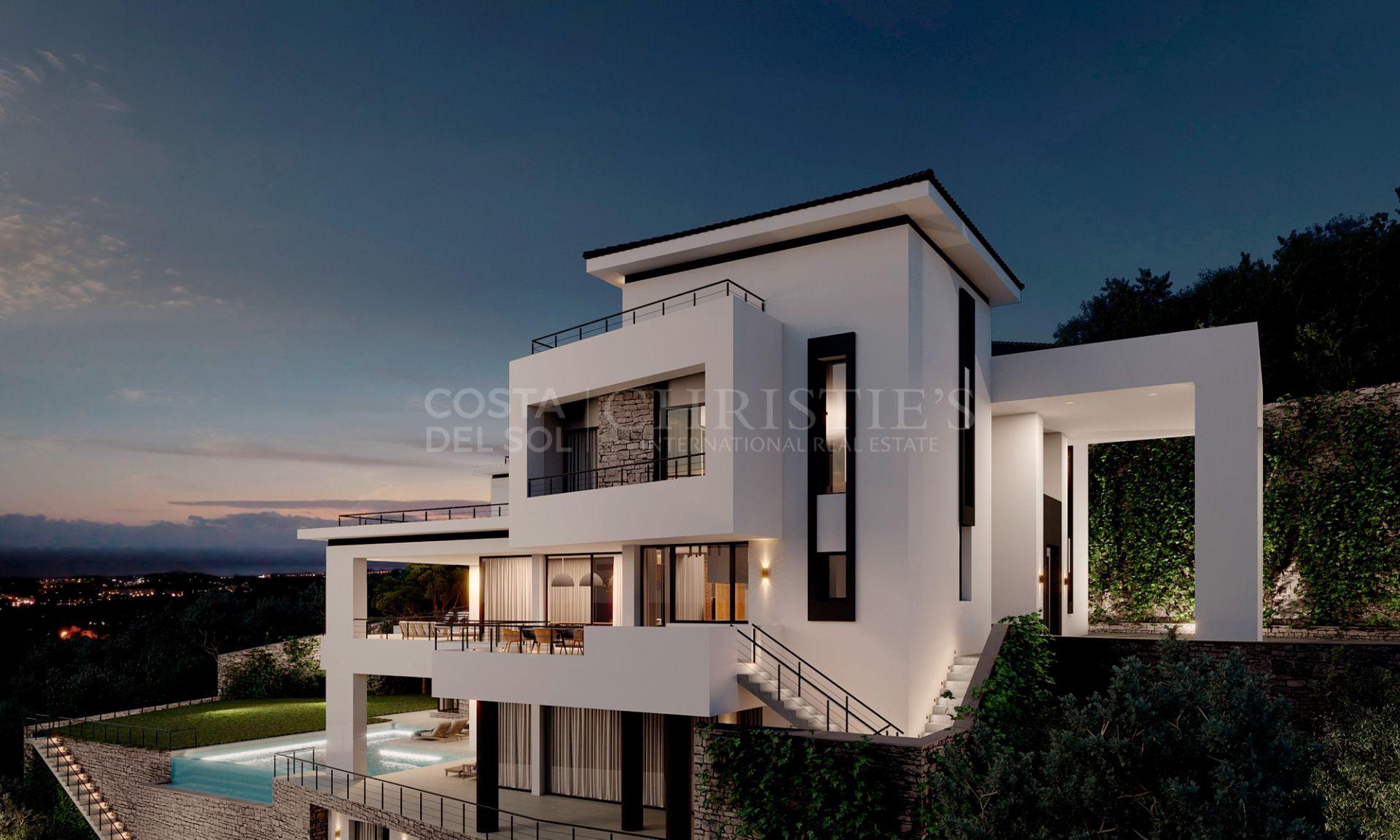 Luxury Villa Thalassa, Villa Alcuzcuz, Benahavís | Christie's International Real Estate