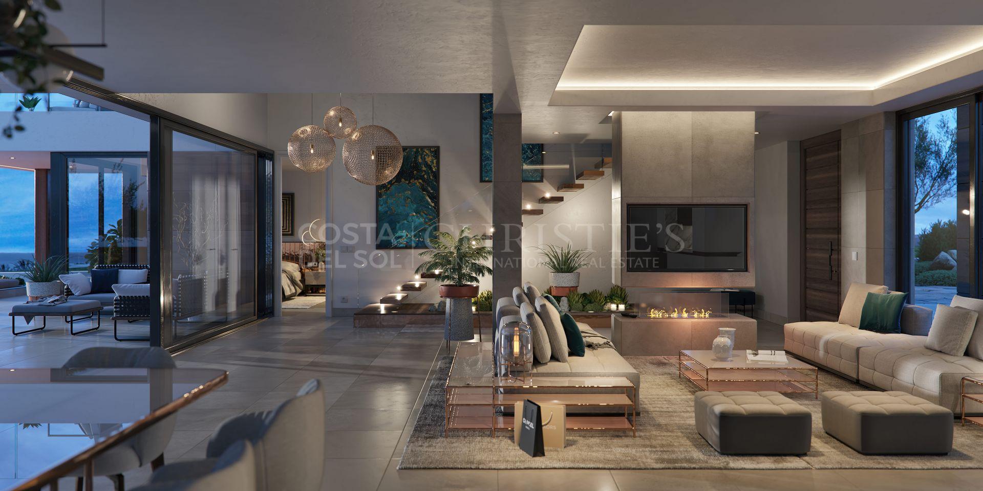 Perfect Villa Silk, New Golden Mile, Estepona | Christie's International Real Estate