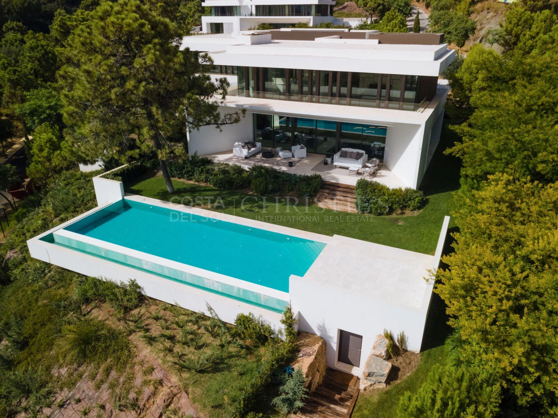 Majestic Villa 8 in La Reserva de Alcuzcuz, Benahavis | Christie's International Real Estate