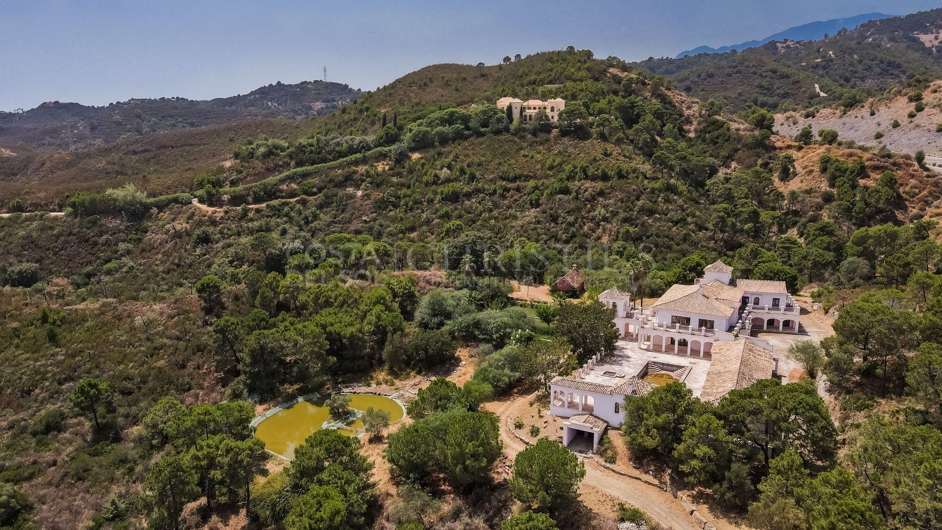 2 Majestic Villas for sale together in Arroyo de las Cañas, Estepona | Christie's International Real Estate