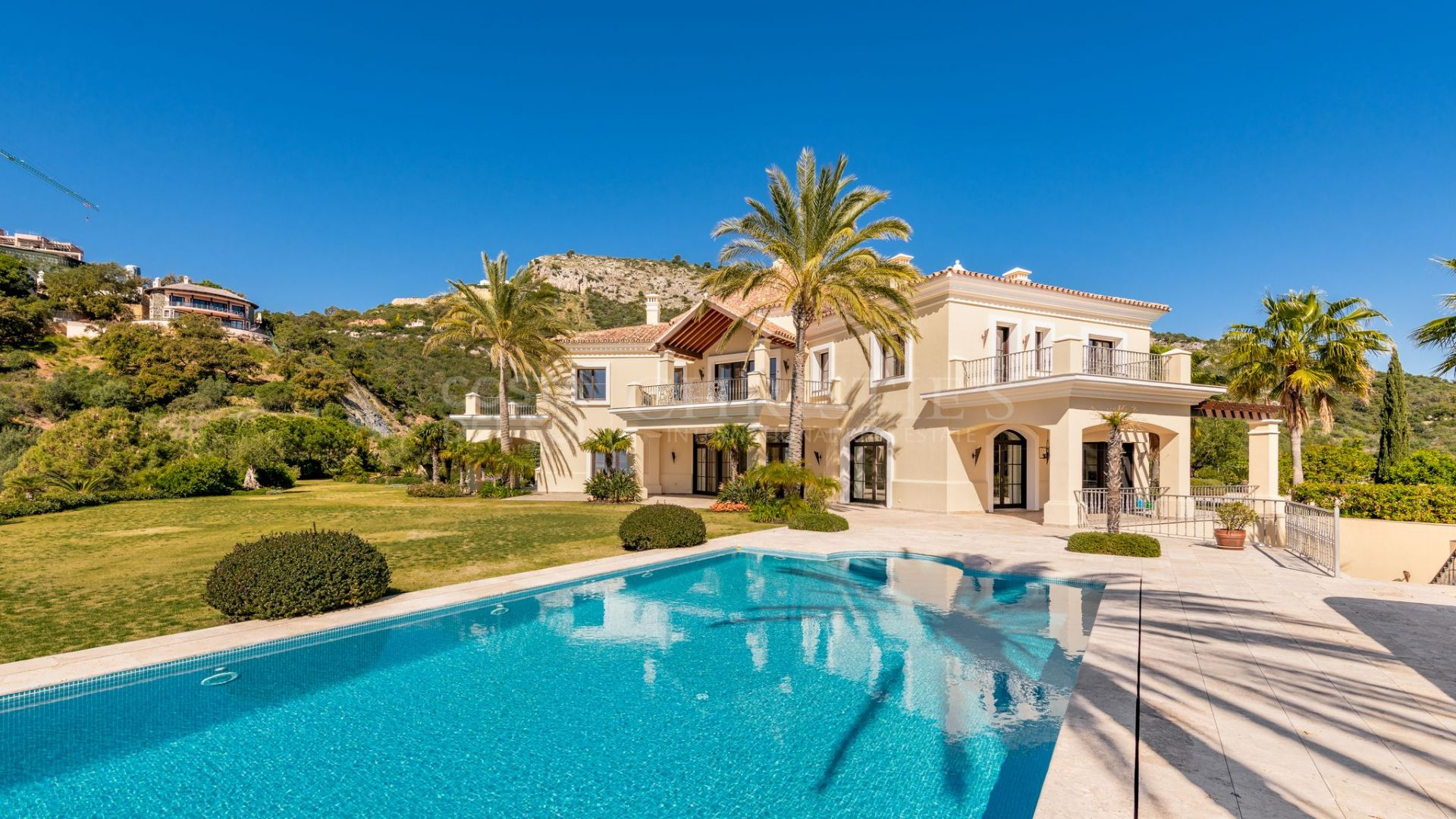 Magnificent villa in Marbella Club Golf Resort, Benahavís | Christie's International Real Estate