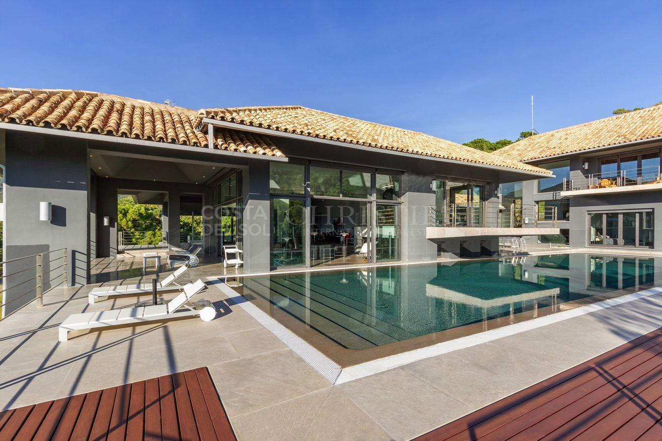 Unique Villa in La Zagaleta, Benahavís | Christie's International Real Estate