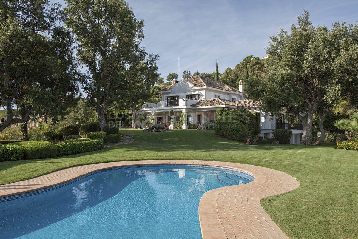 Charming Villa in La Zagaleta, Benahavís   Christie's International Real Estate