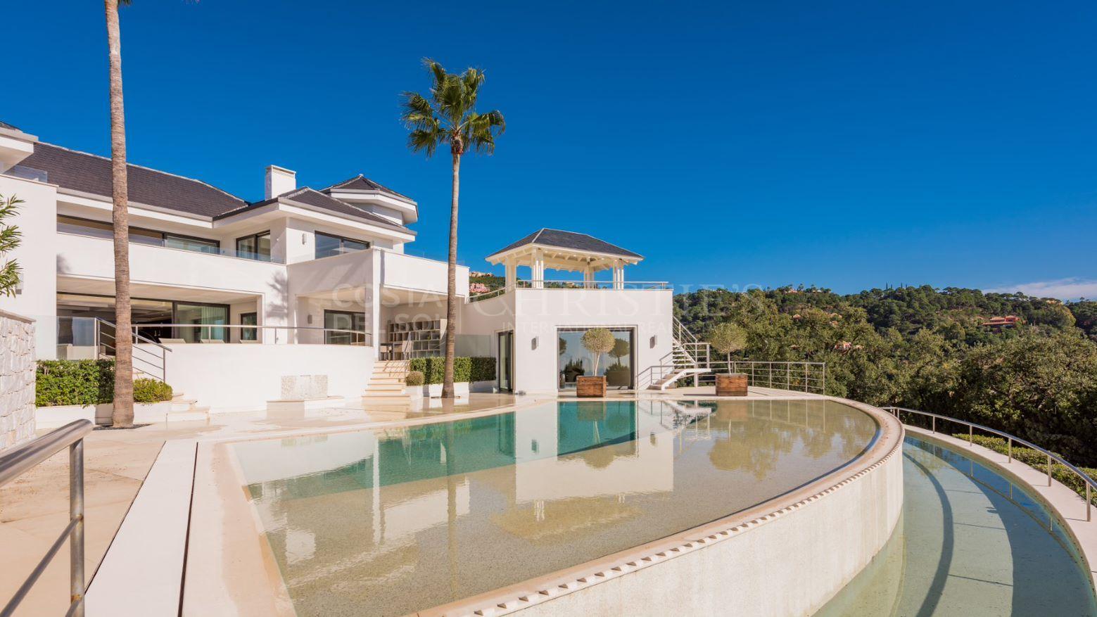 Design Villa in La Zagaleta, Benahavís | Christie's International Real Estate