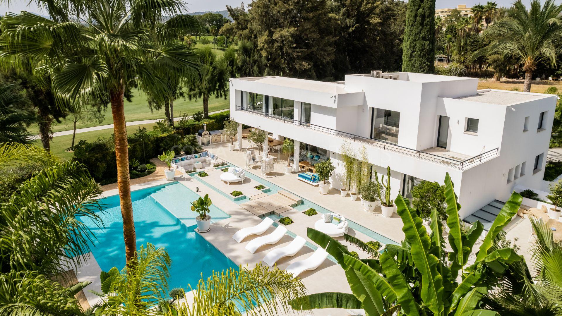 Casa Las Brisas, in Las Brisas, Nueva Andalucia | Christie's International Real Estate