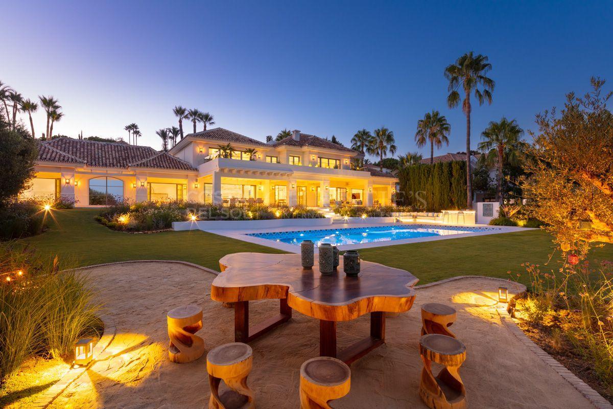 Luminous Villa in La Cerquilla, Nueva Andalucia   Christie's International Real Estate
