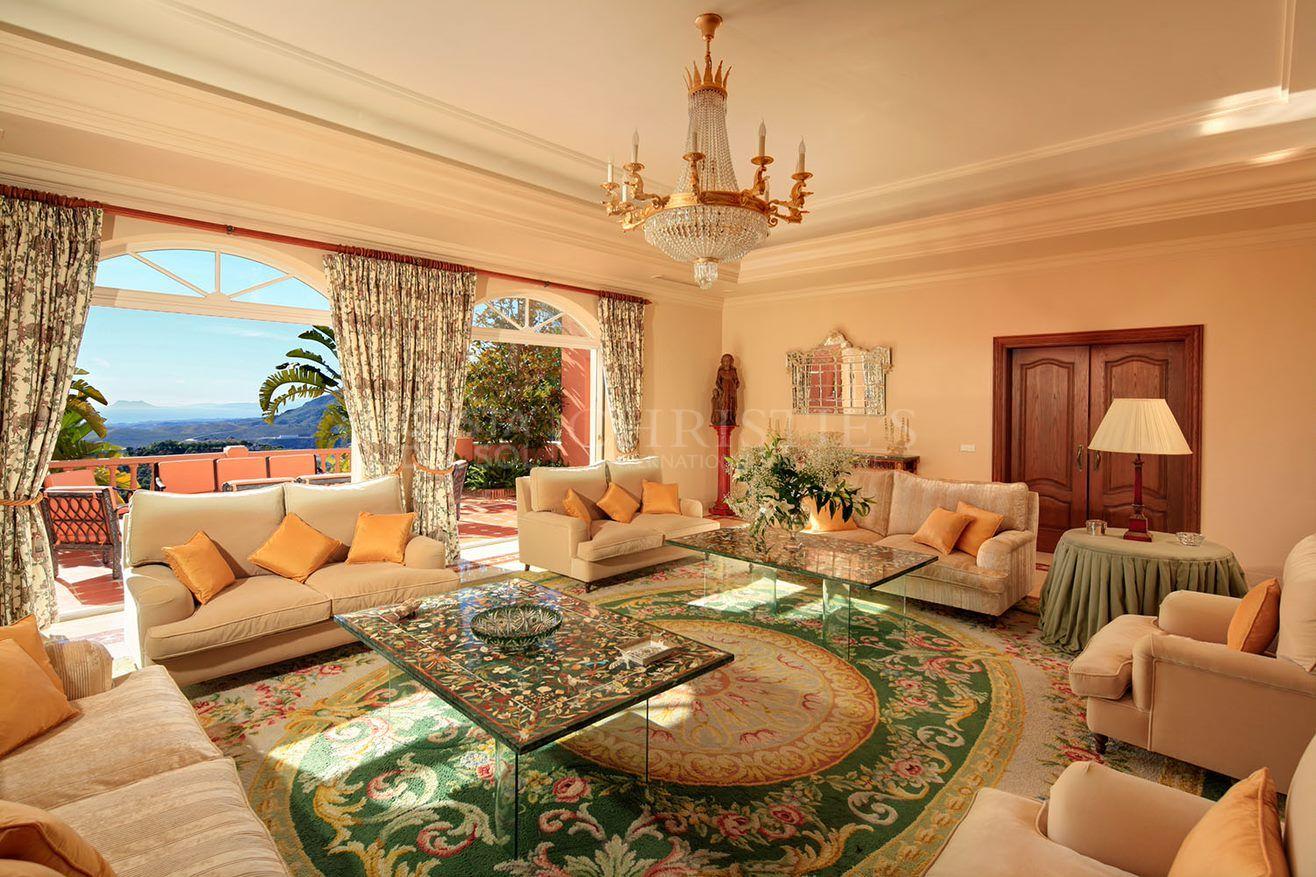 Classic-styled villa in La Zagaleta, Benahavís   Christie's International Real Estate