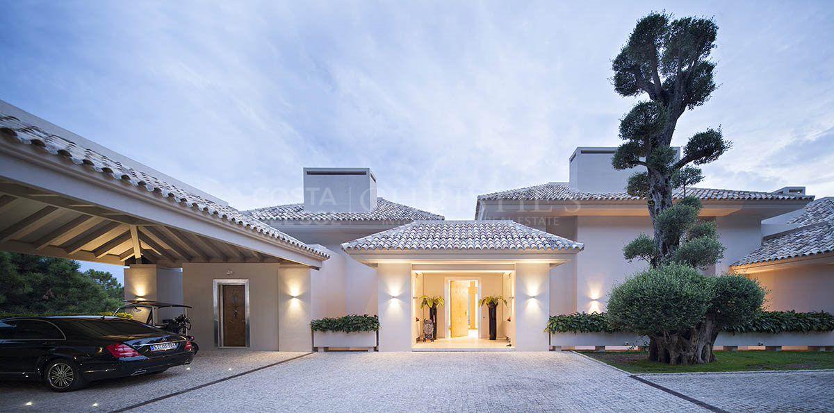 Exquisite Villa in La Zagaleta, Benahavís | Christie's International Real Estate