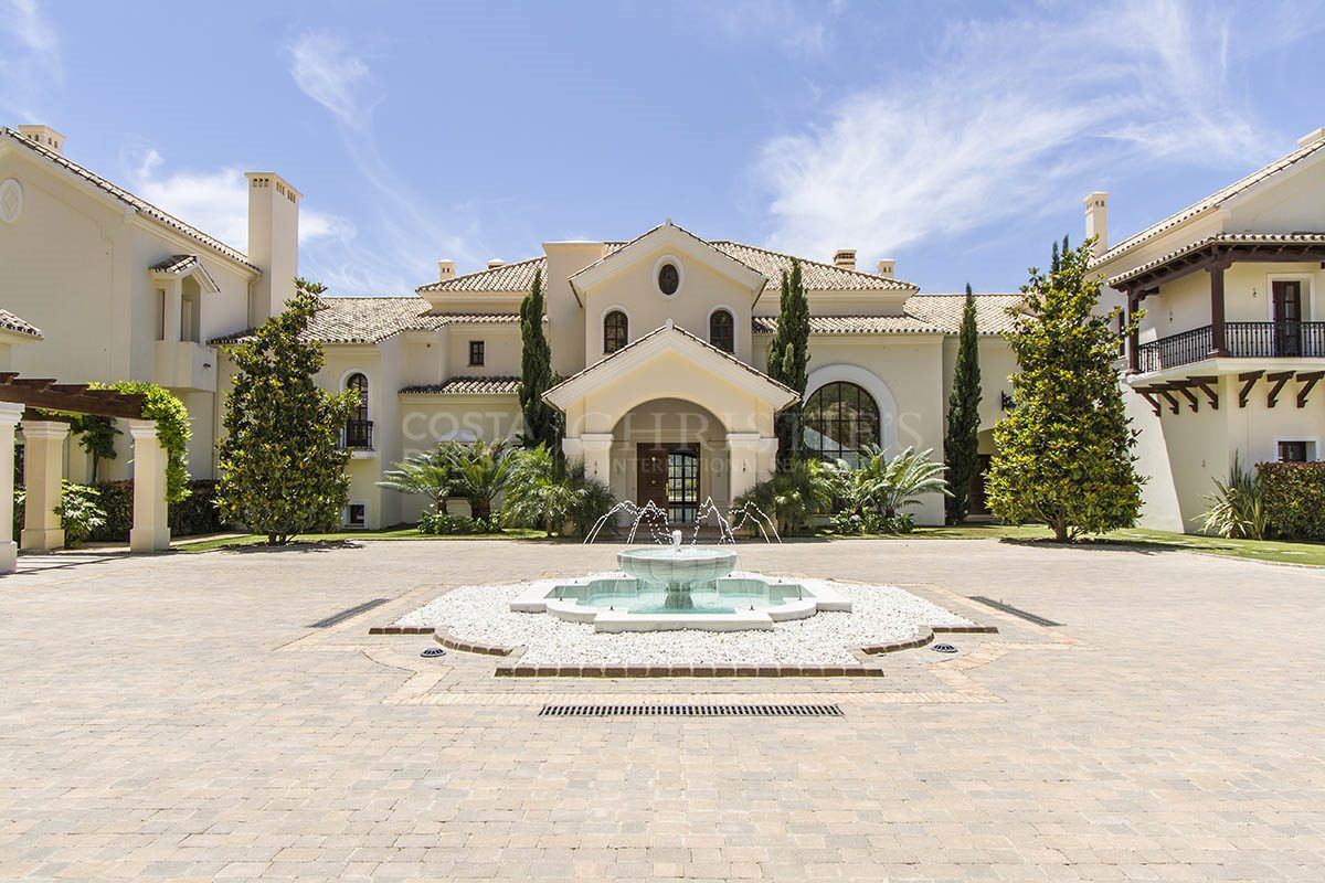 Beautiful Colonial styled Villa in La Zagaleta, Benahavís | Christie's International Real Estate