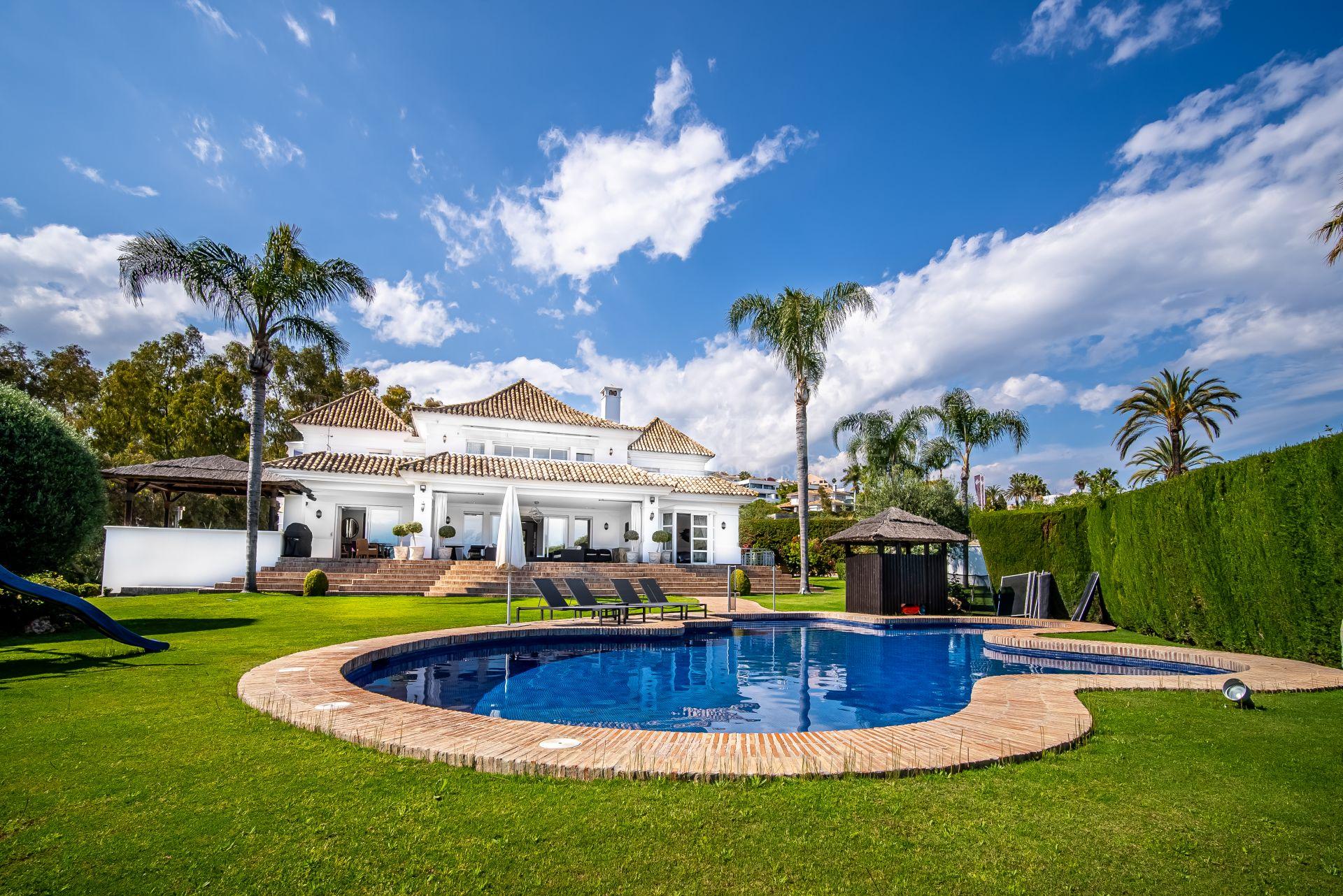 Majestic Villa in Nueva Andalucía, Marbella   Christie's International Real Estate