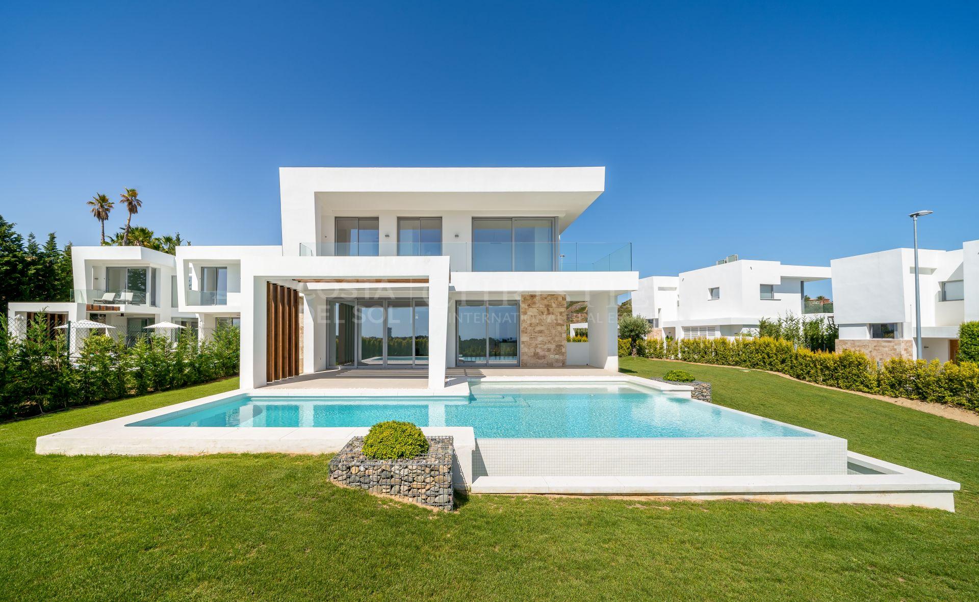 Exclusive Newly Built Villa in Santa Clara Golf, Marbella East | Christie's International Real Estate
