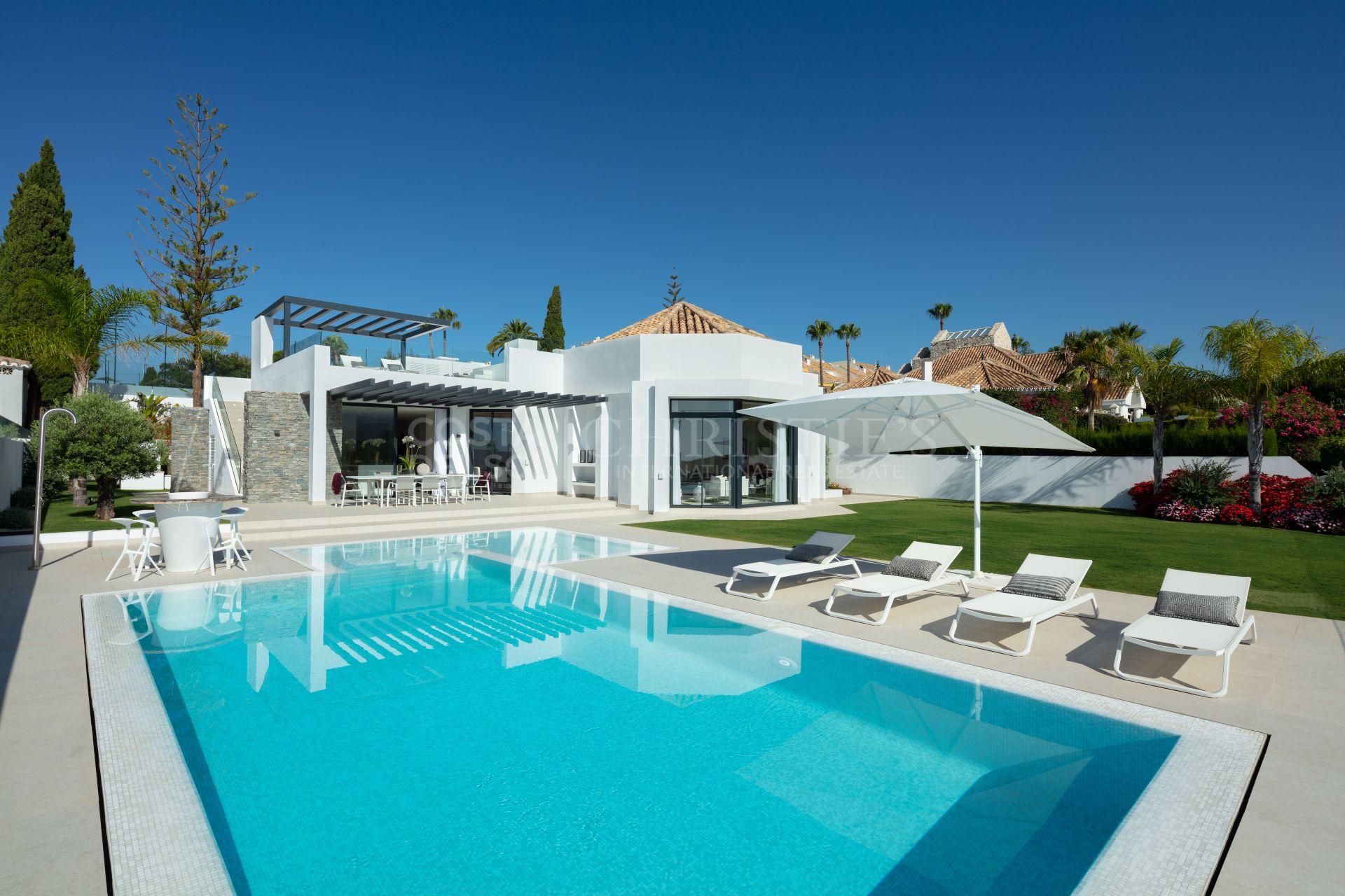 Villa in Nueva Andalucia | Christie's International Real Estate