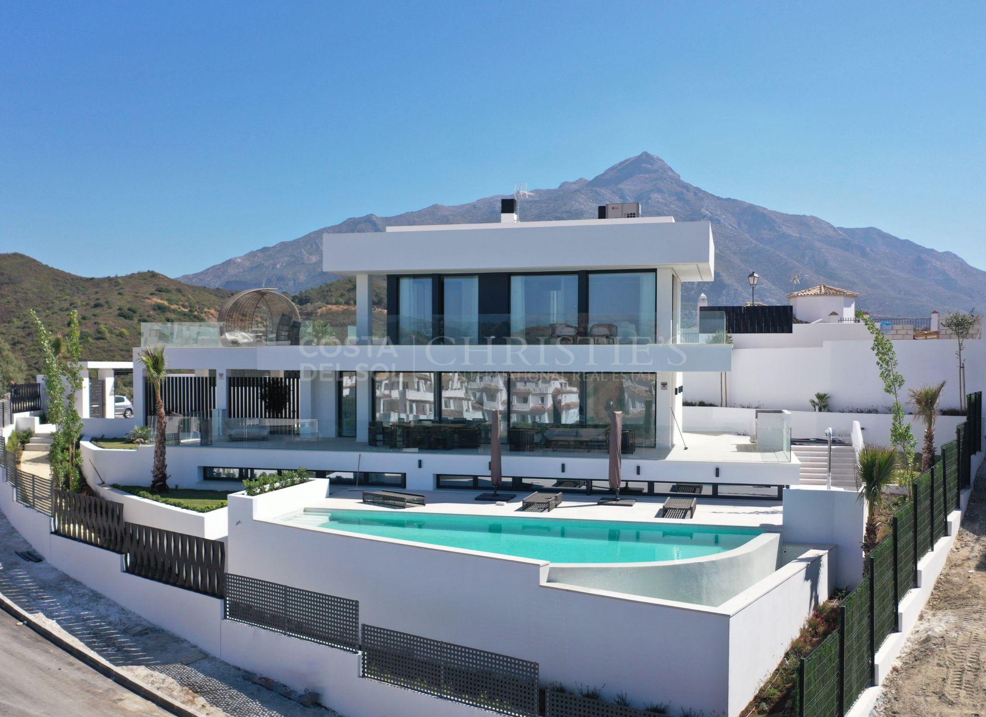 Design Villa in Nueva Andalucia, Marbella | Christie's International Real Estate