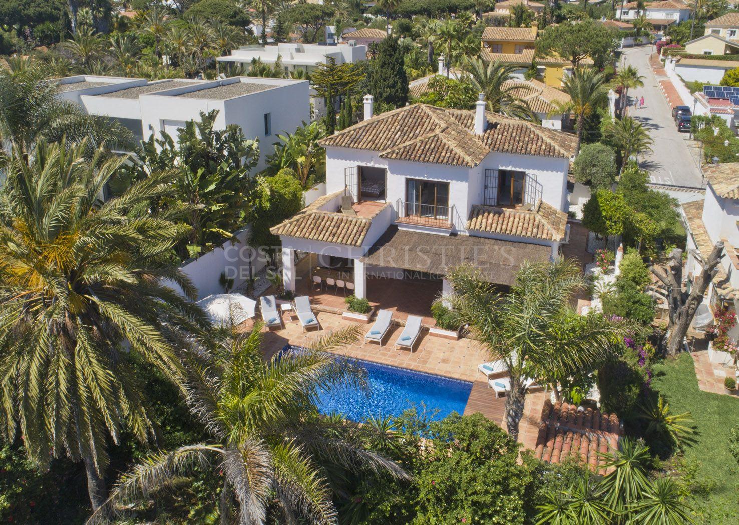 Stunning Villa Escondite, Marbesa, Marbella | Christie's International Real Estate