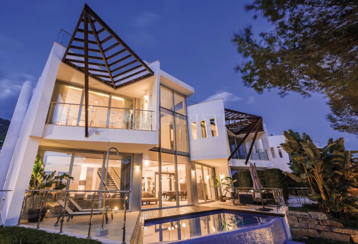 Luxury villas in Sierra Blanca | Christie's International Real Estate