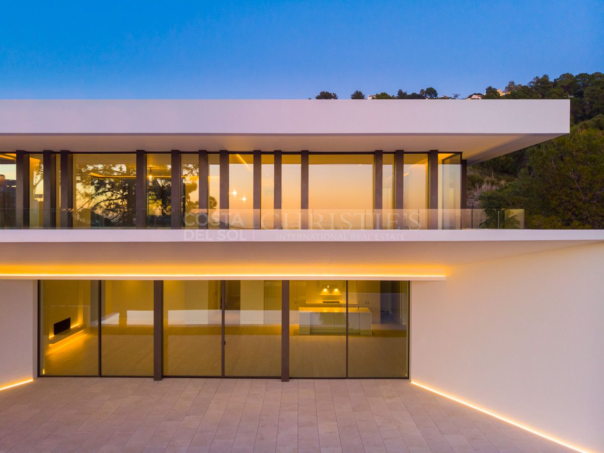 Modern Villa in La Reserva de Alcuzcuz, Marbella | Christie's International Real Estate