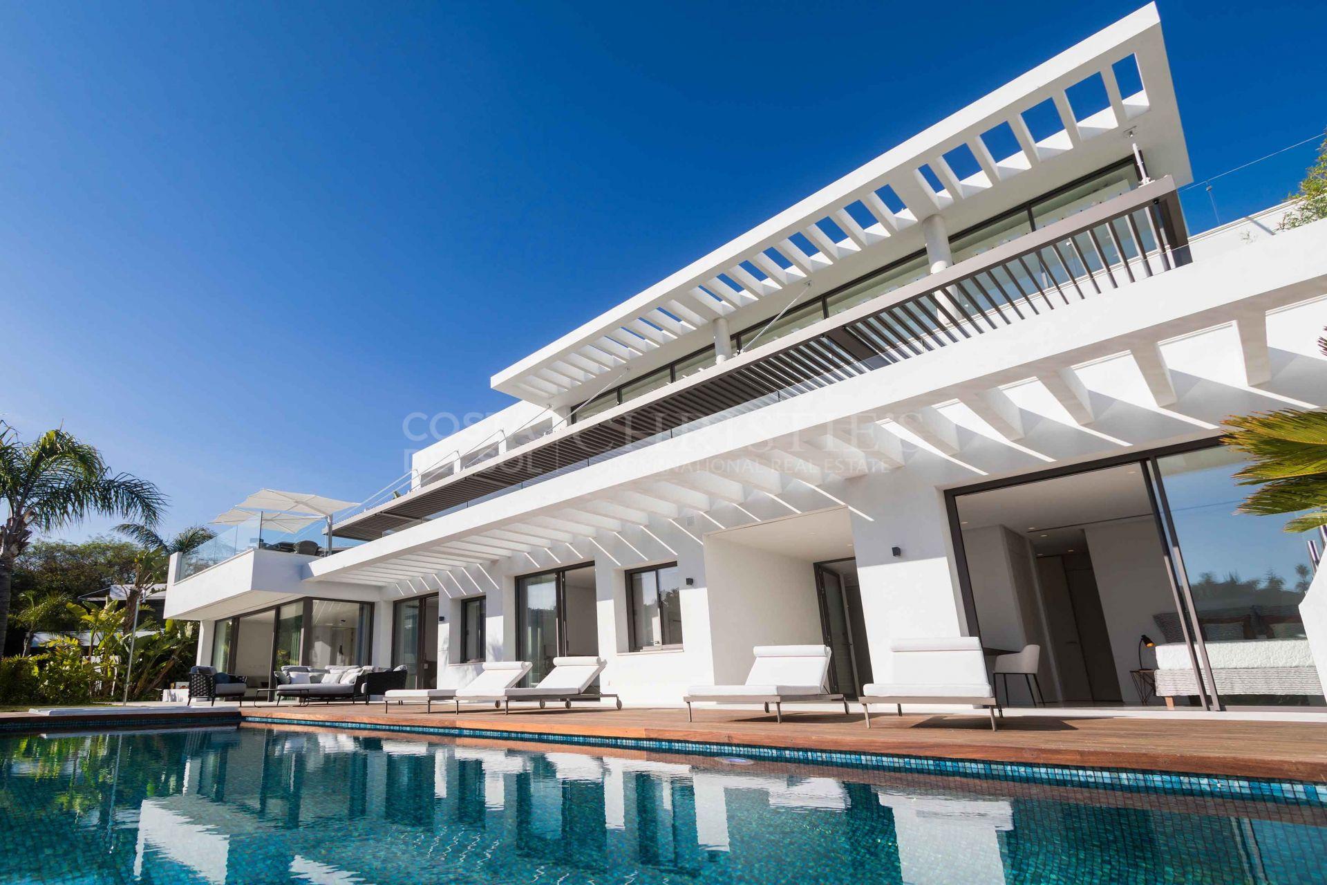 Modern villa in La Quinta, Benahavís | Christie's International Real Estate