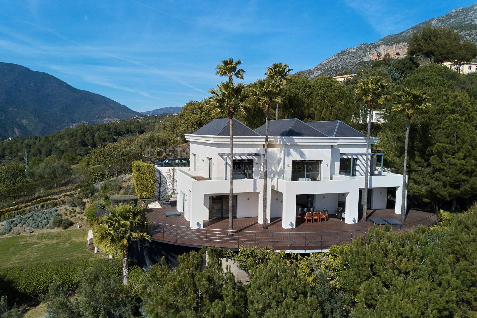 Penthouse met adembenemend uitzicht, Marbella | Christie's International Real Estate