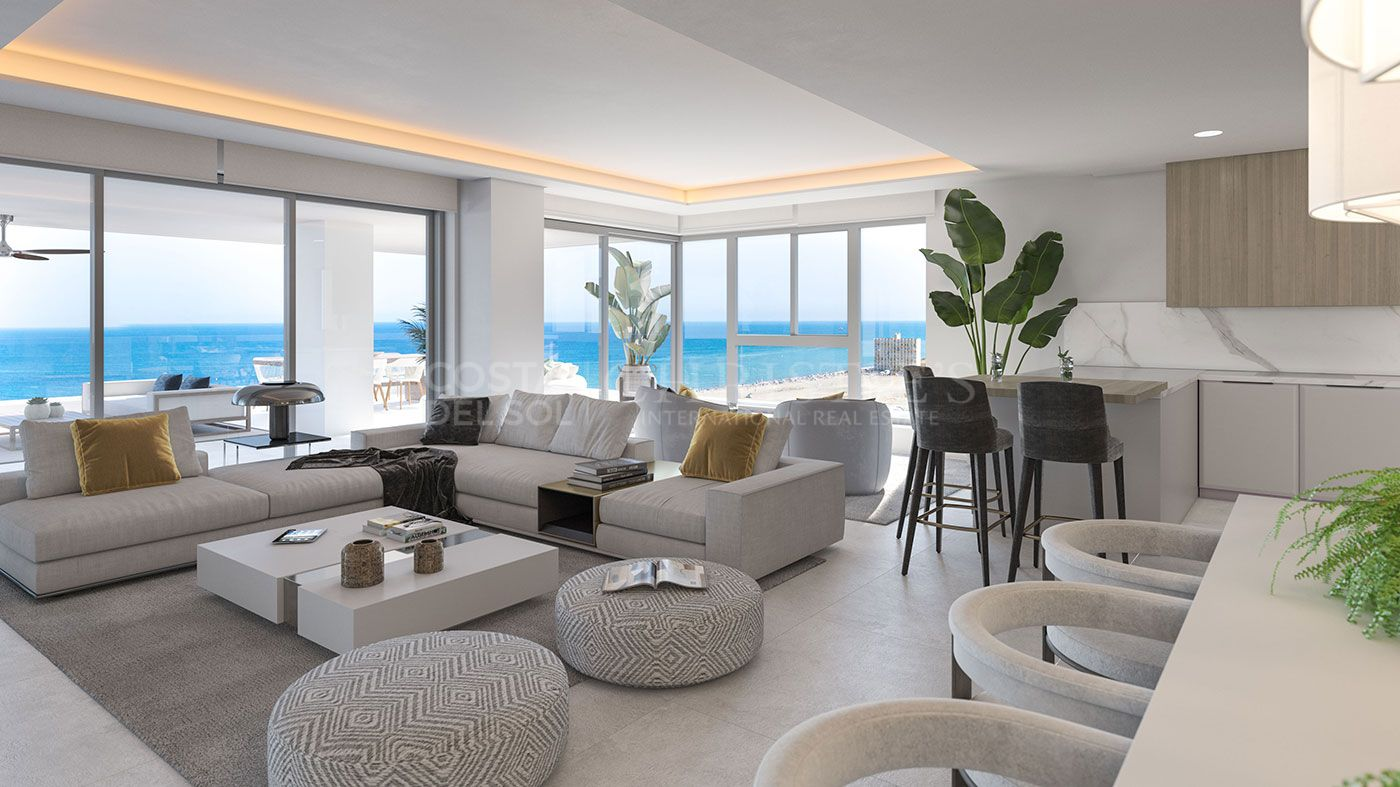 Luxurious 3 bedroom apartment in the best building in Malaga | Christie's International Real Estate