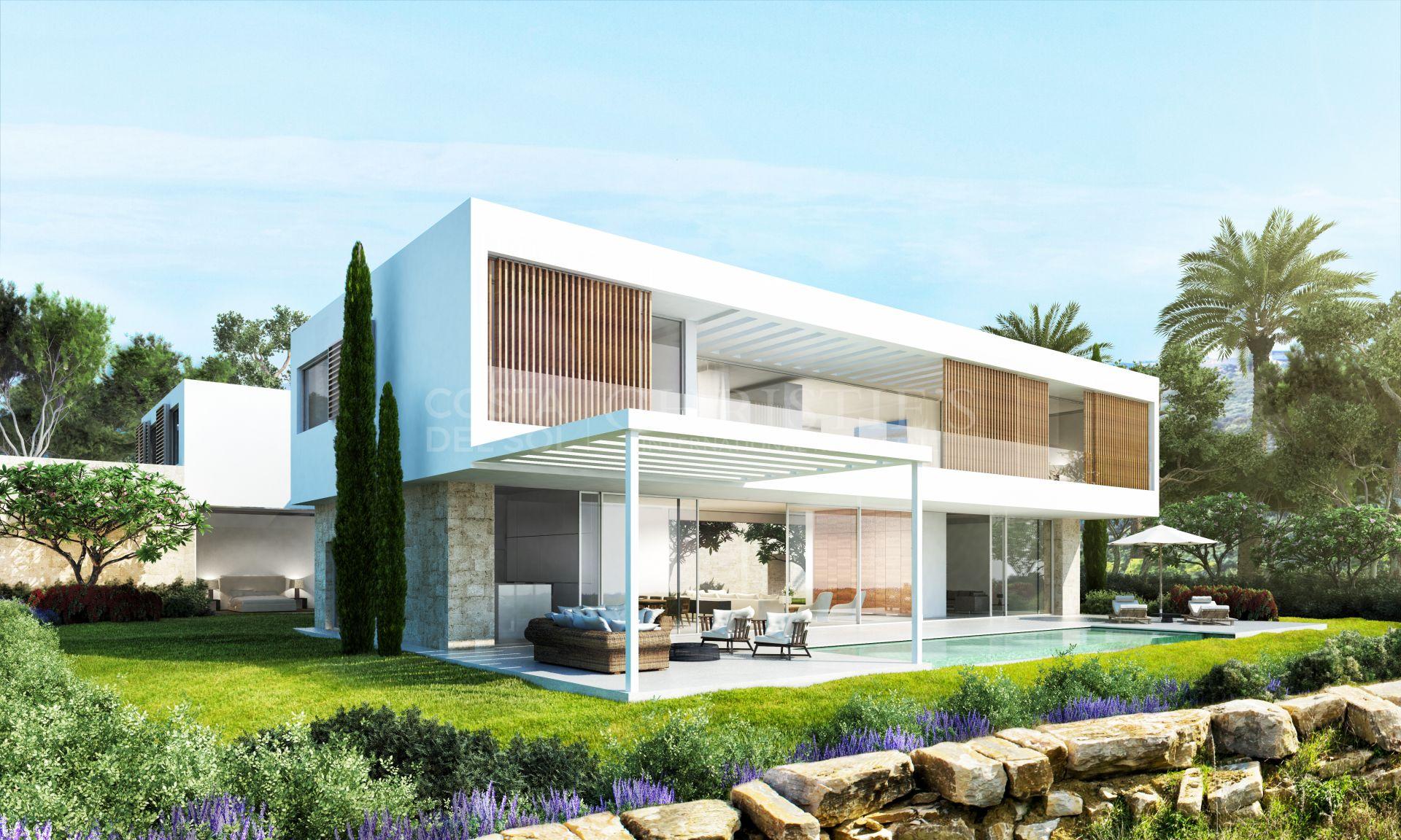 Amazing Villa 6 Golfside, Finca Cortesín | Christie's International Real Estate