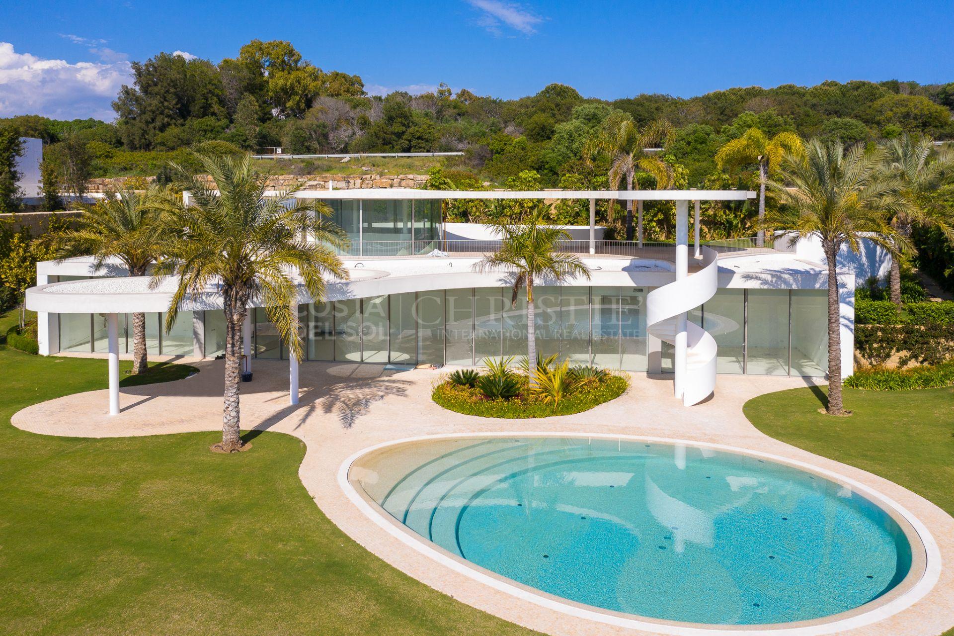 Beautiful Villa 7 Golfside, Finca Cortesín | Christie's International Real Estate