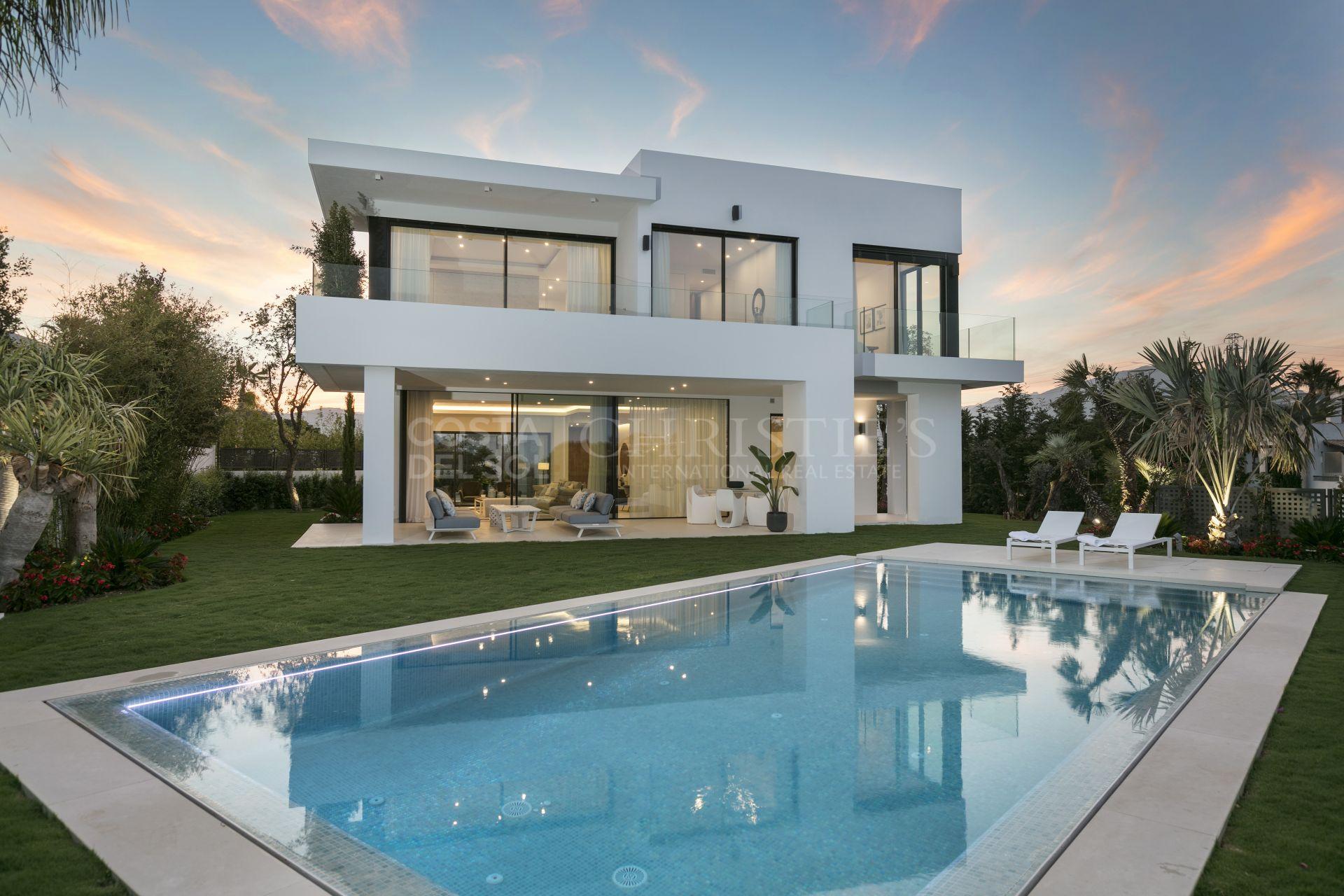 C8NCEPT VILLAS, Marbella - Vastgoedproject in Marbella | Christie's International Real Estate