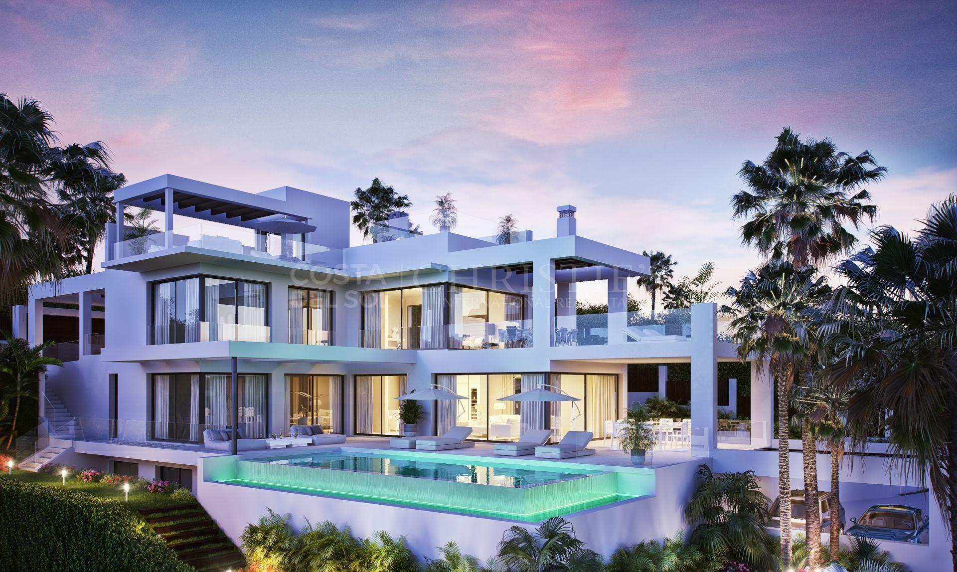 The View Luxury Villas, The View, Estepona - The View Luxury Villas, Marbella | Christie's International Real Estate