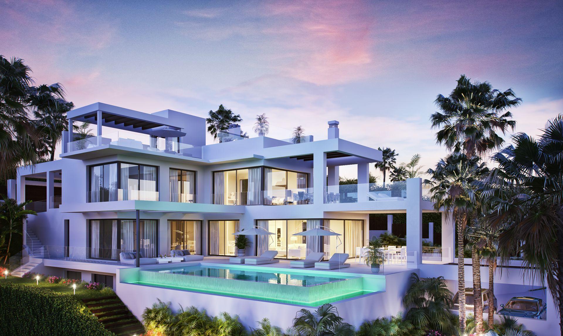 The View Luxury Villas , The View, Estepona - Development in The View, Estepona | Christie's International Real Estate