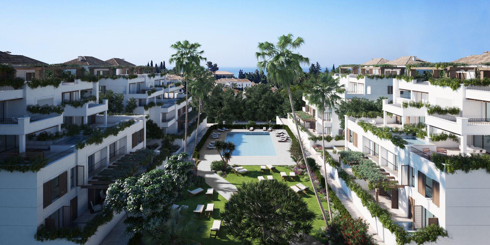 Lomas del Rey , Altos de Puente Romano, Marbella Golden Mile, Marbella - Apartments, Lomas del Rey | Christie's International Real Estate