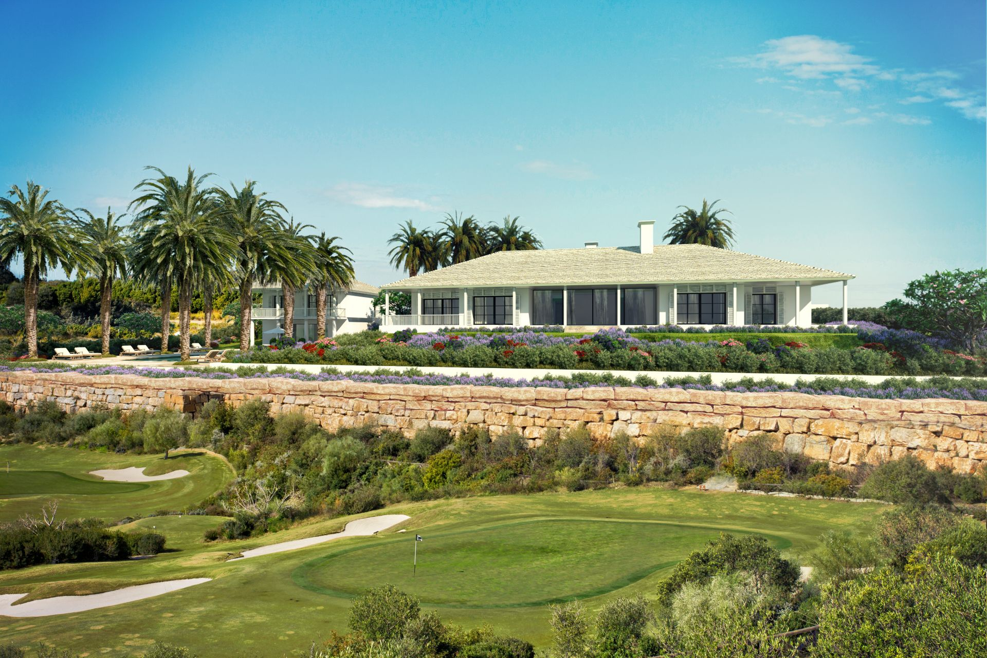 Finca Cortesin - Golfside Villa 1. | Christie's International Real Estate