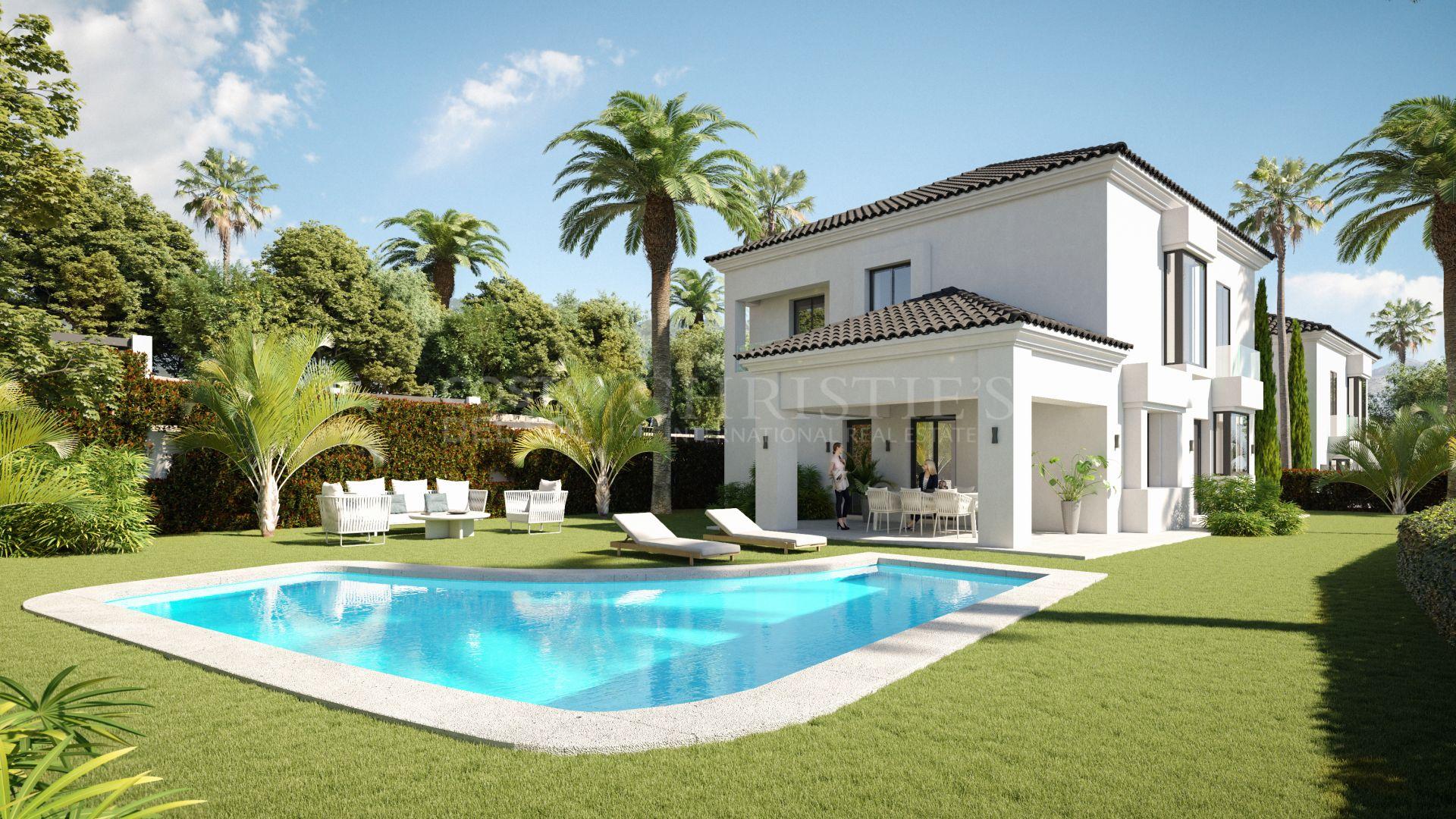 Vastgoedproject in Santa Maria Golf, Marbella Oost