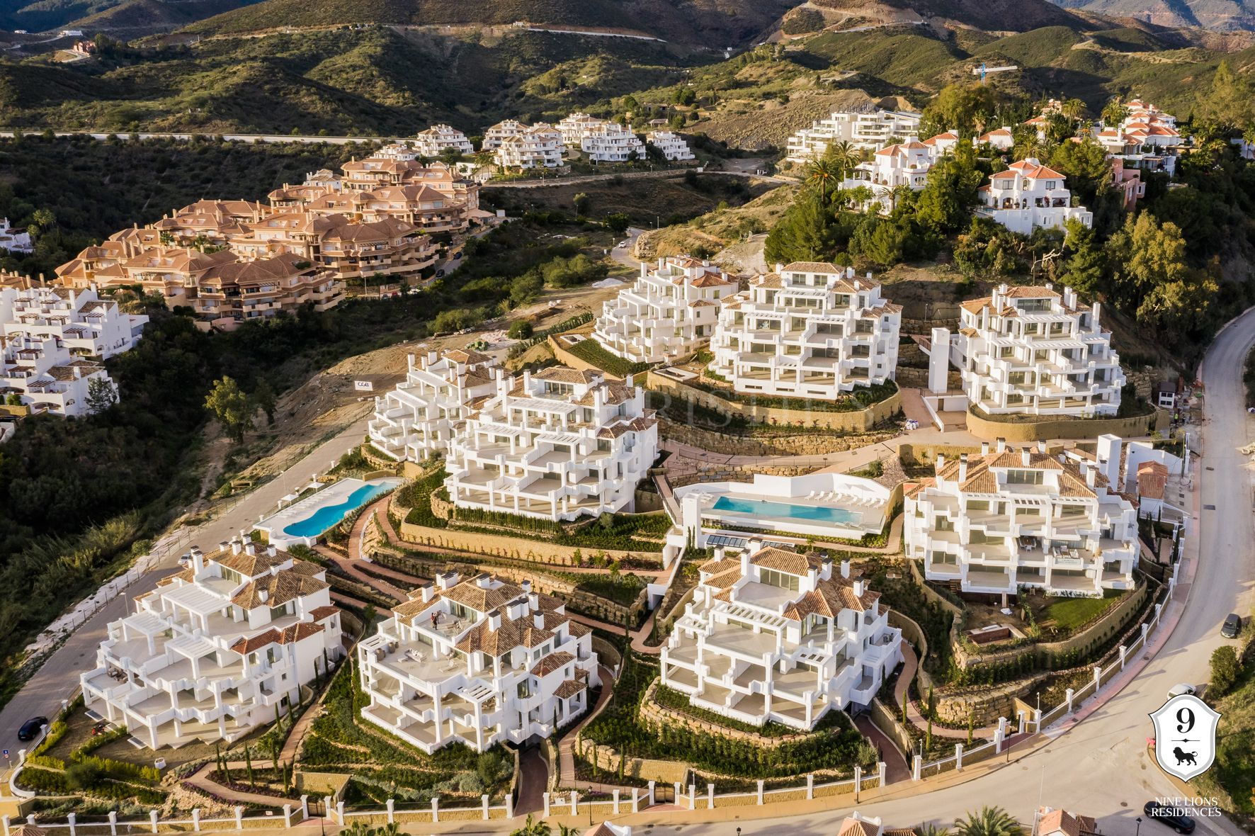 9 Lions Residences, Nueva Andalucia - Duplex luxury Penthouse | Christie's International Real Estate
