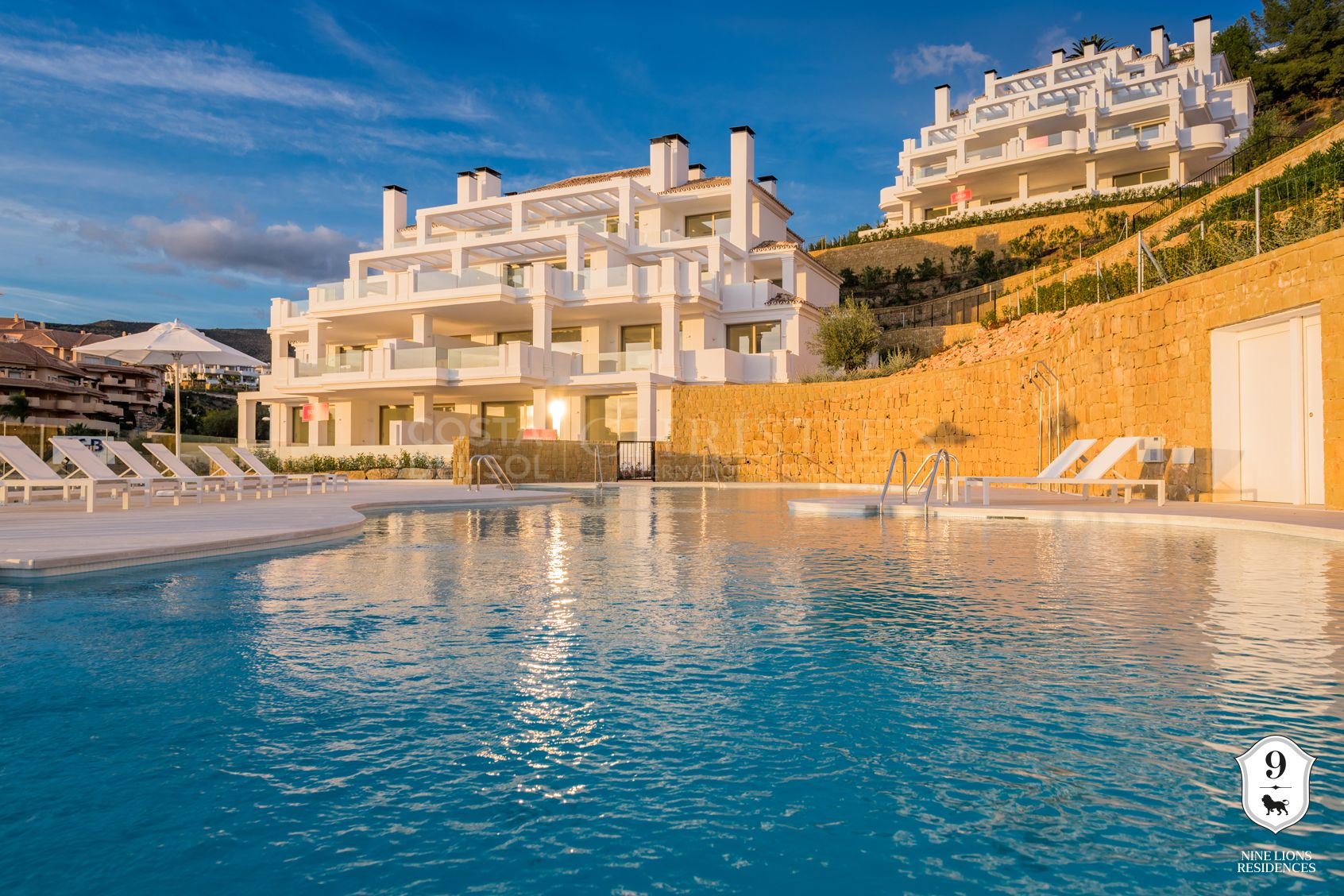 Vastgoedproject in 9 Lions Residences, Nueva Andalucia