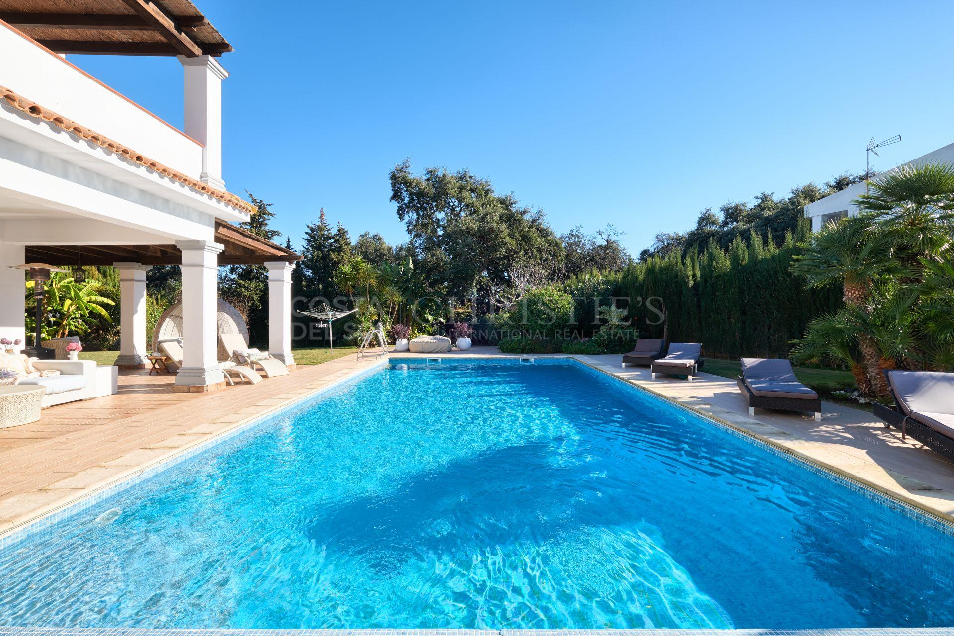 Beautiful Familiar Villa in Sotogrande | Christie's International Real Estate