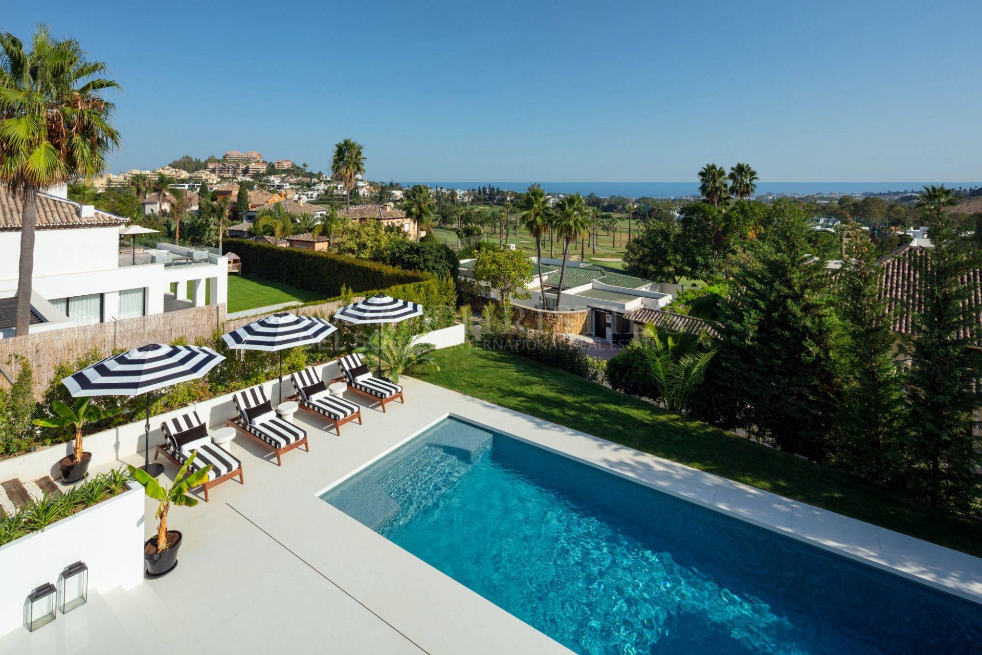 Modern Andalusian Villa in Marbella | Christie's International Real Estate