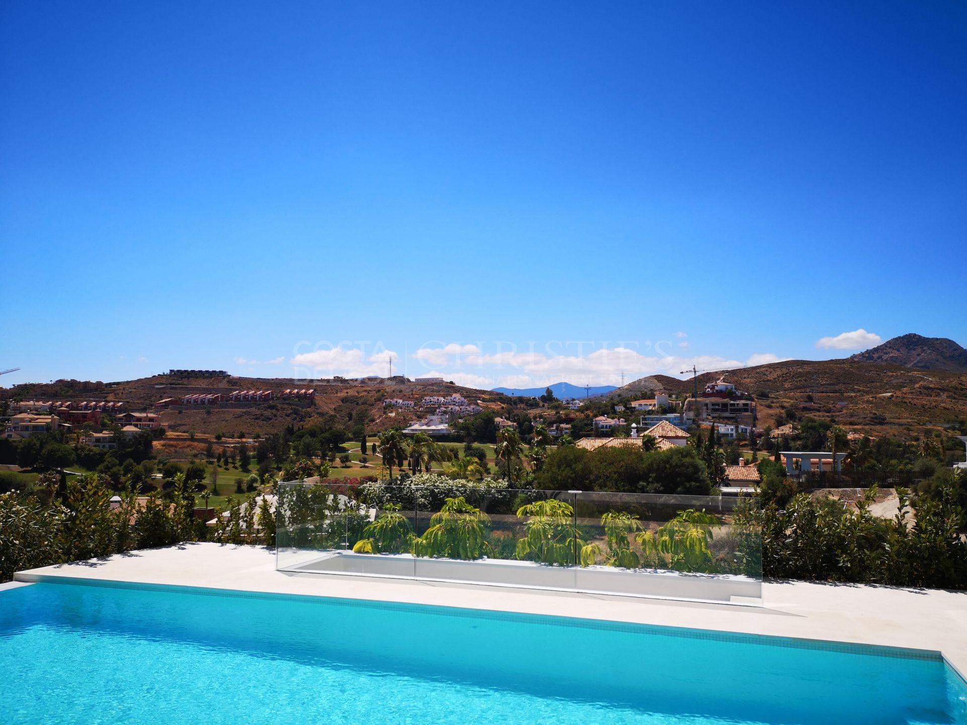 Hidden Luxury Villa in Benahavís   Christie's International Real Estate