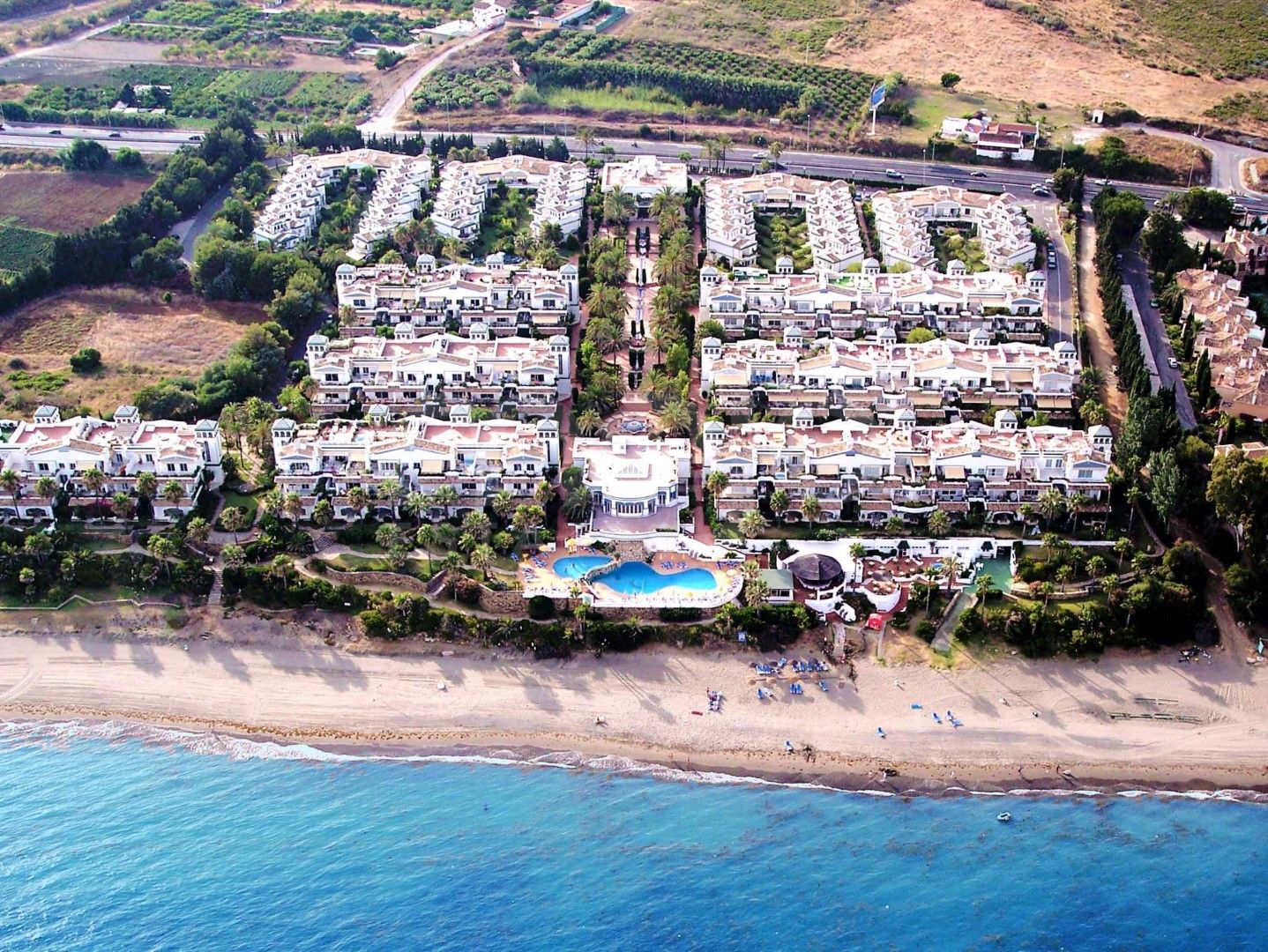 Duplex Penthouse te koop in Dominion Beach, Estepona