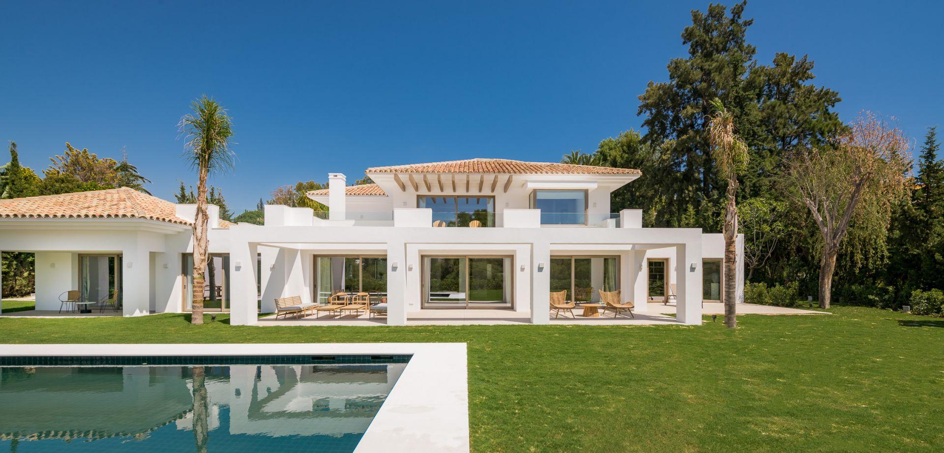 Villa en El Paraiso, Estepona